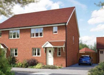 Thumbnail 3 bed semi-detached house for sale in Emmbrook Place, Wokingham, Berkshire