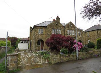 Thumbnail 3 bedroom semi-detached house for sale in Broadgate, Almondbury, Huddersfield