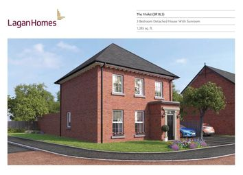 Thumbnail 3 bed detached house for sale in 12, Windrush Park, Antrim