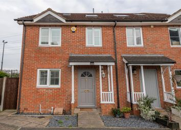 Thumbnail 3 bed semi-detached house for sale in Longcourt Mews, London