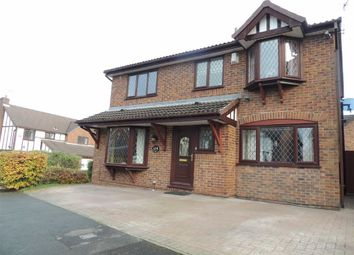 Thumbnail 4 bed detached house for sale in Seven Stiles Drive, Marple, Stockport