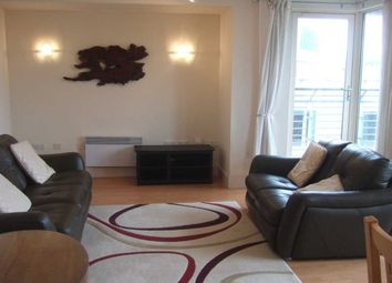 Thumbnail 2 bedroom flat to rent in 140 Queen Street, Cardiff