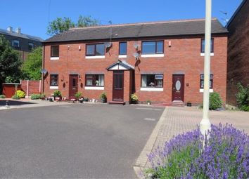 Thumbnail 2 bedroom flat for sale in Flat 6, West Vale Court, Leicester Street, Carlisle