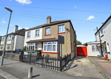 Thumbnail 3 bed semi-detached house for sale in Lenelby Road, Tolworth, Surbiton