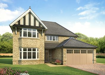 "Thumbnail 4 bed detached house for sale in ""Henley"" at Greenmount, Barrow, Clitheroe"