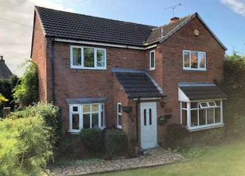 Thumbnail 4 bed detached house for sale in Little Breck, South Normanton, Alfreton