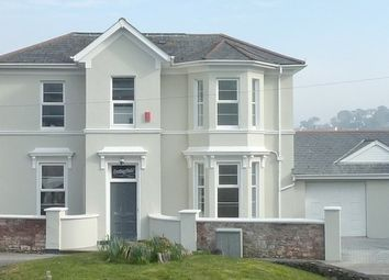 Thumbnail 1 bed semi-detached house to rent in St. Lukes Road North, Torquay