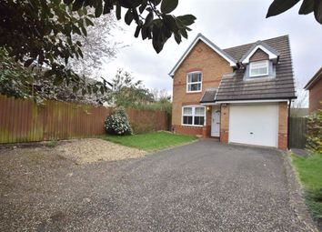 Thumbnail 3 bed detached house for sale in Tansy Close, Abbeymead, Gloucester