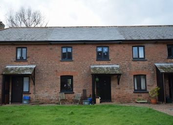 Thumbnail 2 bed terraced house for sale in Exmouth Road, Colaton Raleigh, Sidmouth