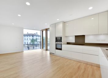 Thumbnail 3 bed flat to rent in Delancey Street, London