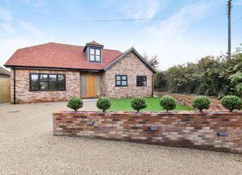 Thumbnail 4 bed property to rent in Main Road, Knockholt Village, Sevenoaks.
