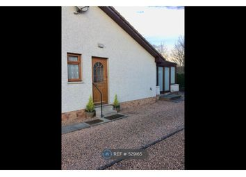 Thumbnail 3 bedroom bungalow to rent in Brontonfield Drive, Perthshire.