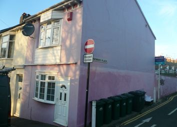Thumbnail 2 bed end terrace house to rent in Albion Hill, Brighton