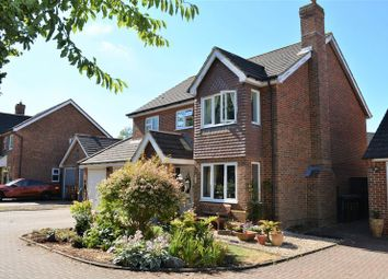 Thumbnail 4 bed detached house for sale in Cray Court, Didcot
