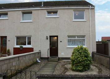 Thumbnail 2 bed semi-detached house for sale in Threewells Place, Forfar, Angus