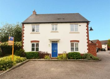 Thumbnail 4 bed detached house for sale in Ferndale Close, Gloucester