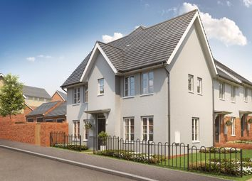 "Thumbnail 3 bed end terrace house for sale in ""Morpeth"" at Godwell Lane, Ivybridge"