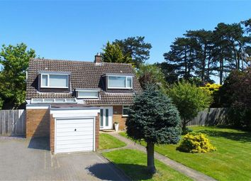 Thumbnail 4 bed detached house for sale in Great Close, Chapel Brampton, Northampton