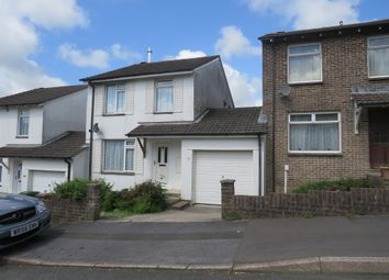 3 bed link-detached house for sale in Maddock Close, Plympton, Plymouth PL7