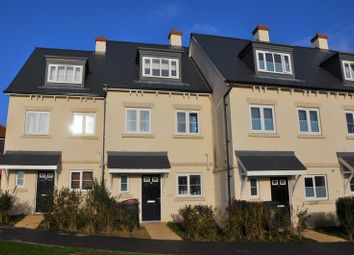 Thumbnail 3 bed town house for sale in Mercury Drive, Andover Down, Andover