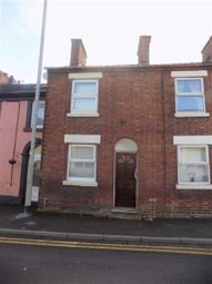 Thumbnail 1 bed terraced house to rent in Buxton Road, Leek, Staffordshire