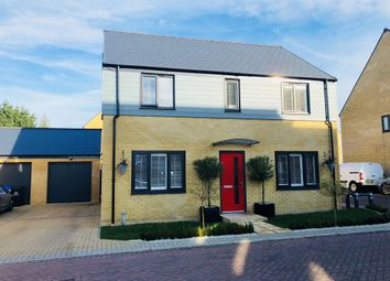 Thumbnail 4 bed detached house for sale in Elvedon Close, Ipswich, Ipswich