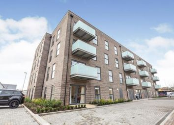 Thumbnail 2 bed flat for sale in Lakeside, West Thurrock, Essex