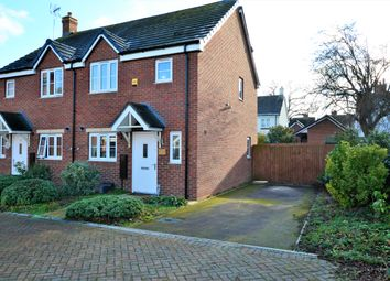 Thumbnail 2 bed semi-detached house for sale in Guinevere Road, St. Marks, Cheltenham, Gloucestershire