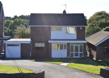 Thumbnail 4 bed detached house for sale in Bagnall Road, Bagnall, Stoke-On-Trent
