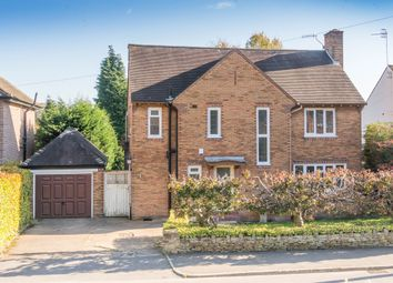 Thumbnail 3 bed detached house for sale in Stumperlowe Close, Sheffield