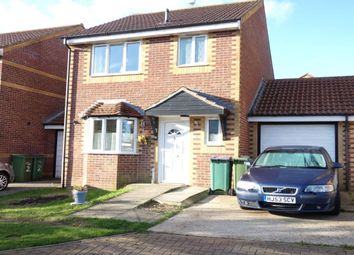 Thumbnail 3 bed detached house for sale in Parker Place, Hawkinge, Folkestone