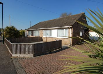 Thumbnail 2 bedroom semi-detached bungalow for sale in Hawthorn Close, Hampton