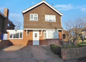 Thumbnail 4 bed detached house for sale in Church Green, Totternhoe, Dunstable