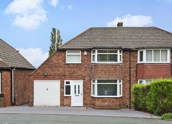 Thumbnail 3 bedroom semi-detached house for sale in Dovedale Road, Ettingshall Park, Wolverhampton