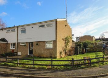 Thumbnail 3 bed end terrace house for sale in The Willows, Daneholme, Daventry