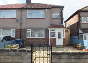 Thumbnail 3 bedroom semi-detached house for sale in Baldwin Avenue, Fenham, Newcastle Upon Tyne