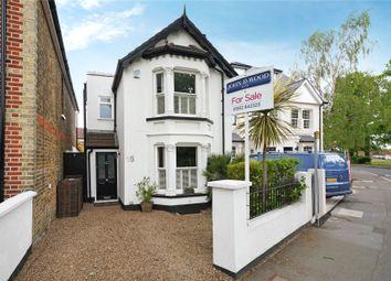 3 bed detached house for sale in Thames Street, Weybridge, Surrey KT13