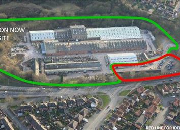 Thumbnail Land for sale in Shelton New Road, Hartshill, Newcastle Under Lyme, Staffordshire