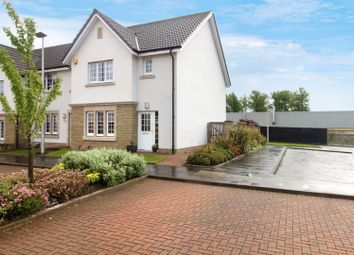 Thumbnail 3 bed end terrace house for sale in Crown Crescent, Larbert