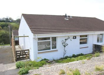 Thumbnail 1 bedroom bungalow for sale in Downfield Walk, Plympton, Plymouth