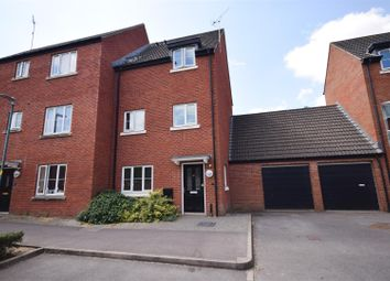 Thumbnail 4 bed town house for sale in Phelps Mill Close, Dursley