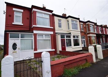 Thumbnail 3 bed terraced house to rent in Leander Road, Wallasey, Merseyside