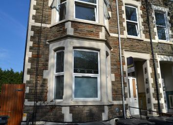 Thumbnail 2 bedroom flat to rent in 28, Richmond Road, Roath, Cardiff, South Wales