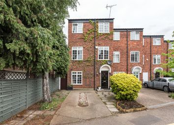 Thumbnail 4 bed terraced house for sale in Carlisle Close, Kingston Upon Thames