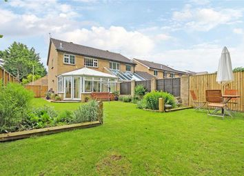 Thumbnail 3 bed semi-detached house for sale in Lapwing Close, Swindon, Wiltshire