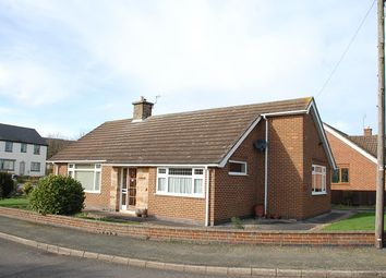Thumbnail 2 bed detached bungalow for sale in Appleton Drive, Wymeswold, Leicestershire