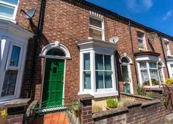 Thumbnail 2 bed terraced house for sale in Queen Street, Shrewsbury