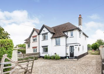 Thumbnail 4 bedroom semi-detached house for sale in Martens Lake, Longworth, Abingdon