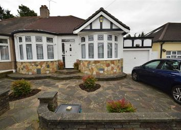 Thumbnail 2 bedroom semi-detached bungalow to rent in Whitney Avenue, Redbridge, Essex