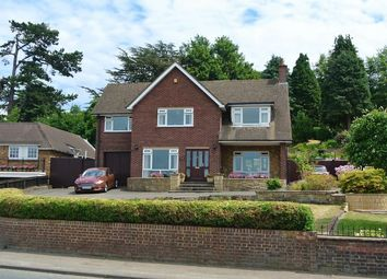 Thumbnail 4 bed detached house for sale in Stroud Road, Tuffley, Gloucester